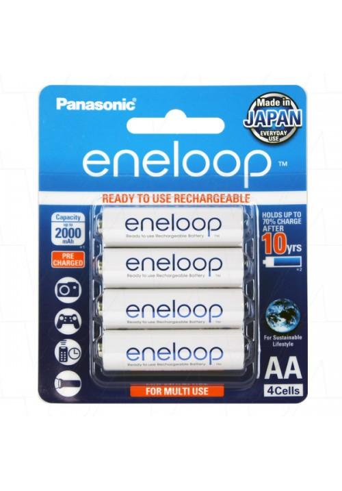 Eneloop AA - Pack of 4