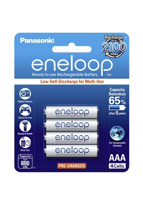Eneloop AAA - Pack of 4