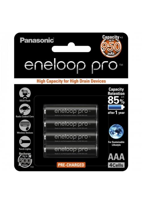 Eneloop Pro AAA - Pack of 4